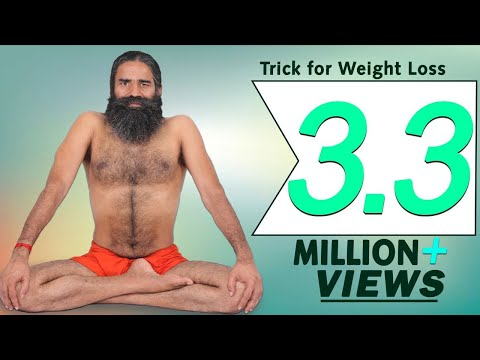 Trick for Weight Loss of 50 KG in 4 months