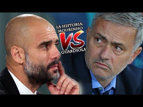 ¿Cómo nació la 'GUERRA' Mourinho vs Guardiola? Los momentos más polémicos