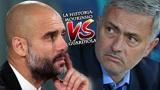 ¿Cómo nació la 'GUERRA' Mourinho vs Guardiola? Los momentos más polémicos thumbnail
