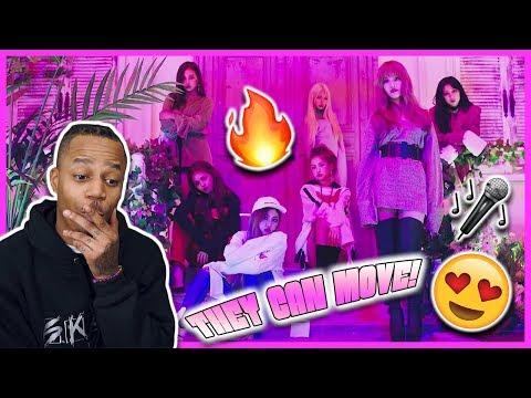 CLC (씨엘씨) - 도깨비 (Hobgoblin) MV REACTION!