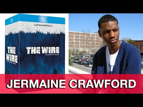 Jermaine Crawford Interview - The Wire