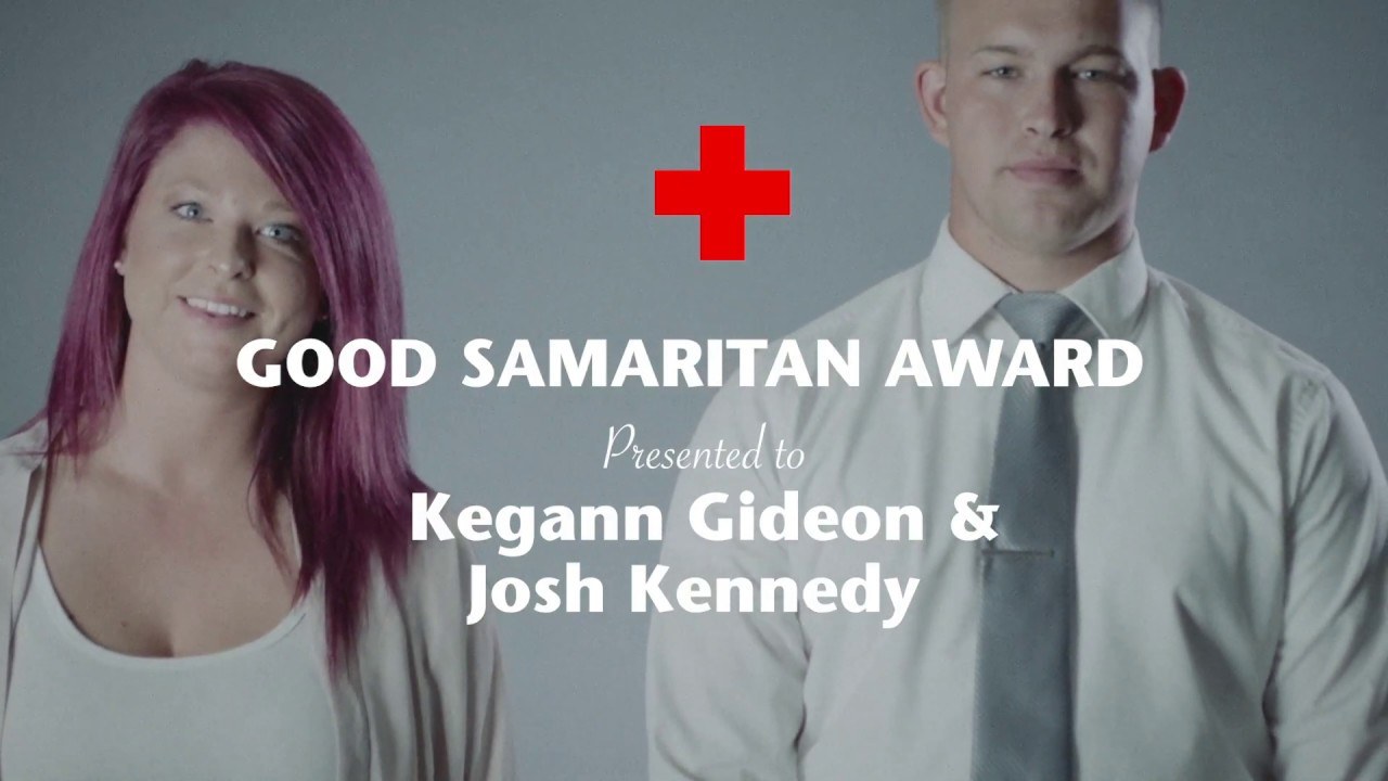 2019 Topeka Tribute to Heroes: Good Samaritan Hero Award