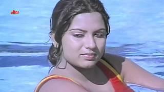 Rajni and Sripriya In Swimming Pool - Billa | Tamil Scene
