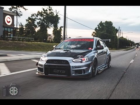 Driver's Profile: Ep. 1 Henry's Evo X