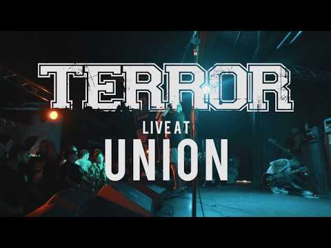 Terror - FULL SET {HD} 09/08/17 (Live @ Union)