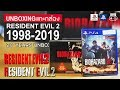 Resident Evil 2: Biohazard [20 Years Unboxing] (1998-2019) の動画、YouTube動画。