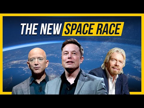 The New Space Race Of The 2020's (Documentary)