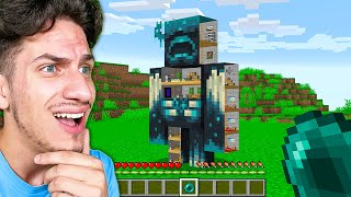 Minecraft, But You Can LIVE INSIDE MOBS!