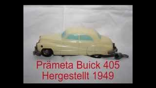 Prämeta Prameta Buick 405 cream-colored