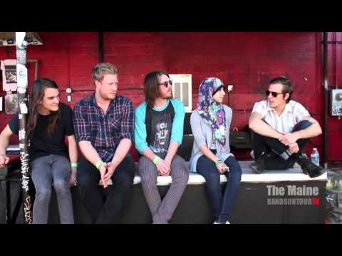 The Maine Interview @ The White Rabbit, TX - YouTube