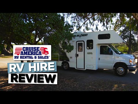 Cruise America RV Rental: Review, Impressions And Hiring Tips | Standard Model C25