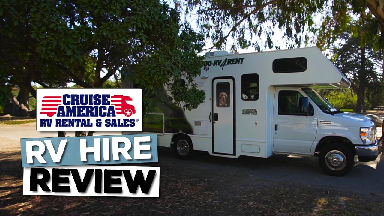 Cruise America Rv Rental Review And Hiring Tips Standard C25 Youtube