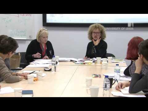 Leverhulme Institute I | Session II Part 2 | Close Reading Karen Barad | Feb 2014