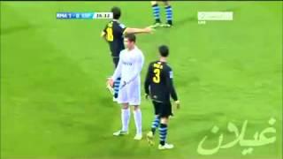 Cristiano Ronaldo Epic Reaction against Espanyol Barcelona 2012 HD