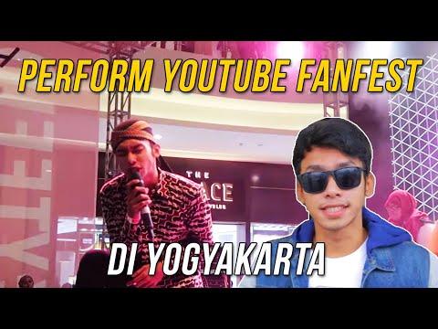 GOKS!!!! Manggung DI Youtube Fanfest Yogyakarta 2017