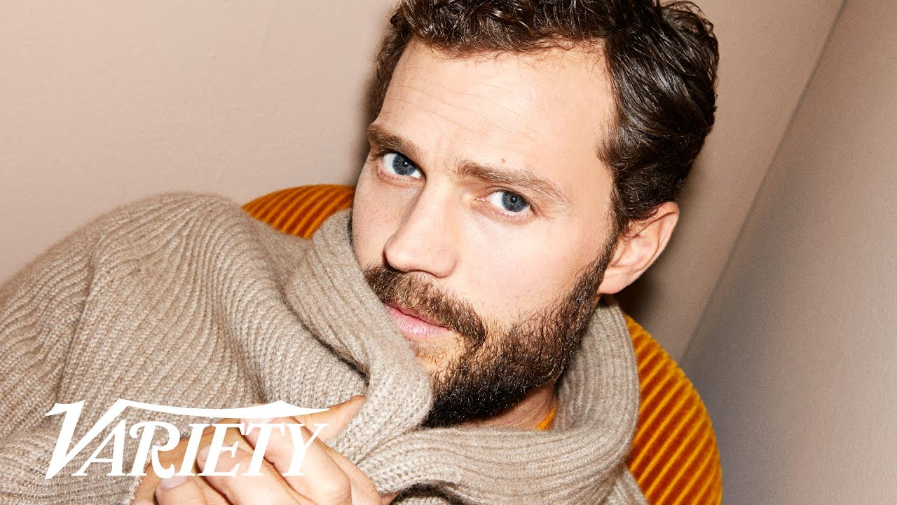 7 Questions With Jamie Dornan Youtube