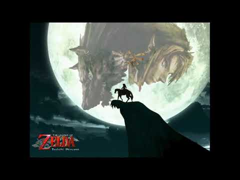 Sounds Of Hyrule Twilight Princess Hyrule Field At Night W Ambience Youtube
