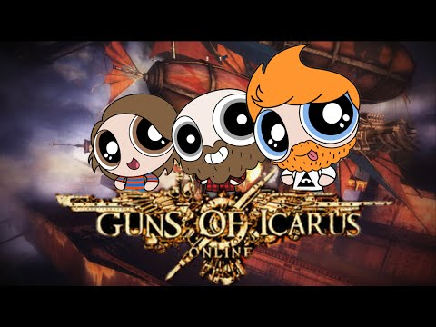 Guns Of Icarus: Round 1 |