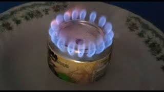 How to make Alcohol stove in 5 minuts