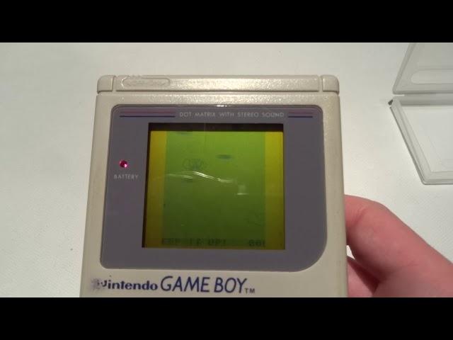 Como Hacer Un Juego Para La Game Boy Original En Pleno 2018 Sheep