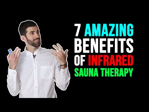 7 Amazing Benefits Of Infrared Sauna Therapy | HEAL with Heat