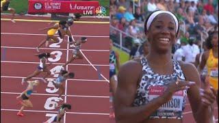 Women 100m Hurdles Finals | U.S Olympic Trials 2021