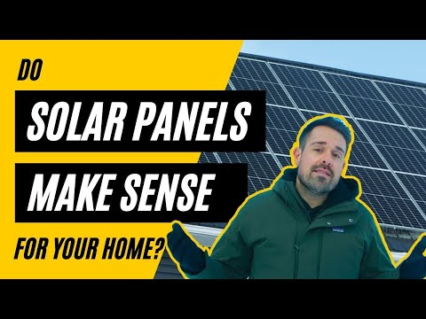 Are Solar Panels Worth It? Economics, Incentives, and Environmental Impact