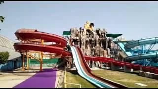 Gwalior water park suncity splash beautifull slide