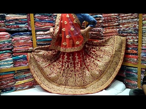 Latest Bridal  lehengas Huge Collection With Price(9000-12500)৷No one has seen so much colln.before