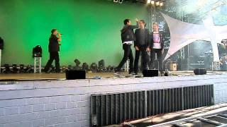 Wise Guys Tanzbrunnen 2011 - Achtung! Ich will tanzen