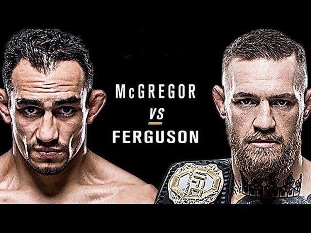 Conor McGregor vs Tony Ferguson likely to happen?