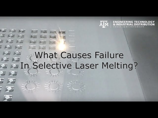 Failure Causes in Metal Additive Manufacturing