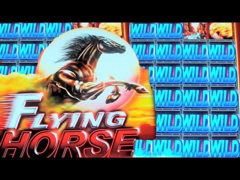ainsworth flying horse slot machine