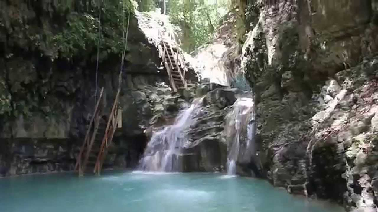 27 charcos 27 waterfalls imbert  dominican republic trydr net