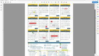 Calendrier Scolaire 2019 2020 Excel.Vacances Scolaires Calendrier 2020 Fermons Les Abattoirs Mtl