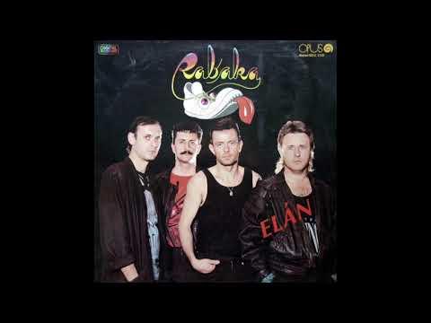 Elán – Rabaka (vinyl, 1988)
