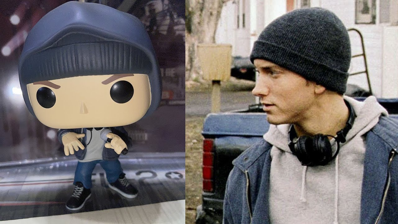 [Unboxing] Official Eminem & Funko Collaboration - 8 Mile Character B-Rabbit