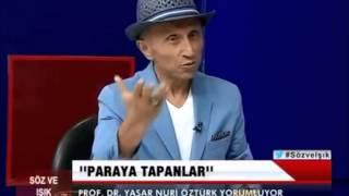 Hz Muhammed 39 in üç bedduası Yaşar Nuri anlatıyor