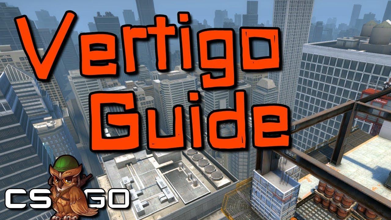 Vertigo Guide - New Competitive Map!