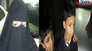 Woman halts husband's illegal second marriage || Santosh nagar, Hyderabad 2017.