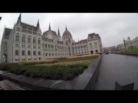 Travelling at Budapest|Hungary|Go Pro HD
