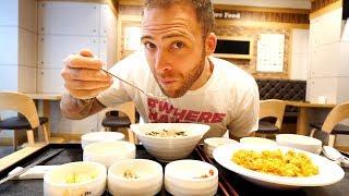 Healthy KOREAN BREAKFAST - Trying Korean Porridge + Changdeokgung Palace Tour | Seoul, South Korea