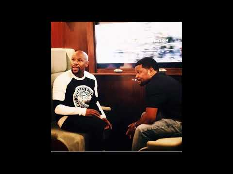 Floyd Mayweather and J. Prince have secret meeting about fixing communities