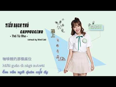 [Vietsub + Pinyin] [Tik Tok] Tiểu Bạch Thỏ & Cappuccino - Thố Tử Nha Cover| 兔子牙-小白兔遇上卡布奇诺