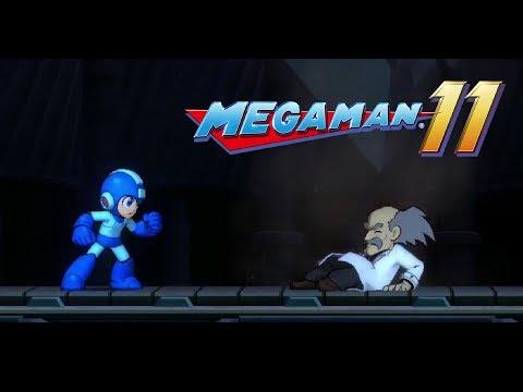Mega Man 11 Deathless Speedrun in 53:30 (Normal)