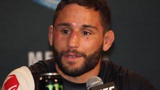 Боец UFC разрыдался после боя, принял гормон роста и отказался от роли в фильме
