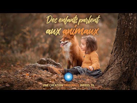 Connexions : des enfants parlent aux animaux - Teaser INREES TV