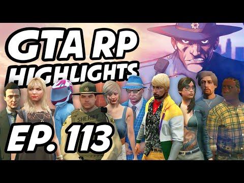 GTA RP Daily Highlights | Ep. 113 |...