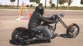 Harley Davidson DYNA Low Rider with Sugar Bear front end
