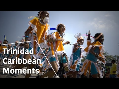 Trinidad - Caribbean Moments - The Secrets of Nature